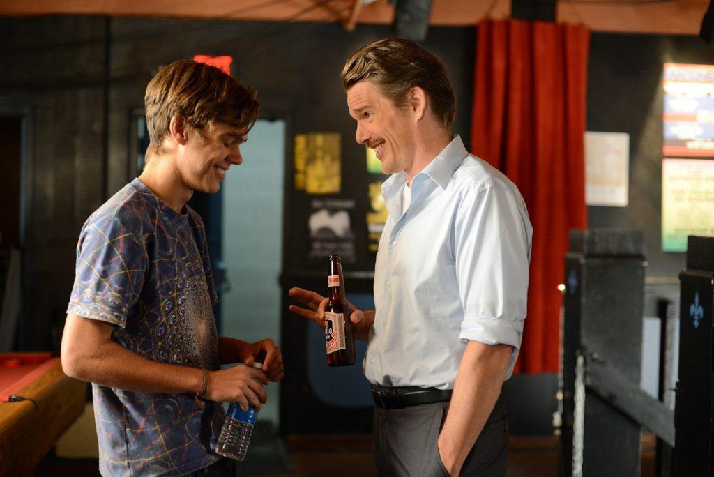 Mason ve Babası (Ethan Hawke)