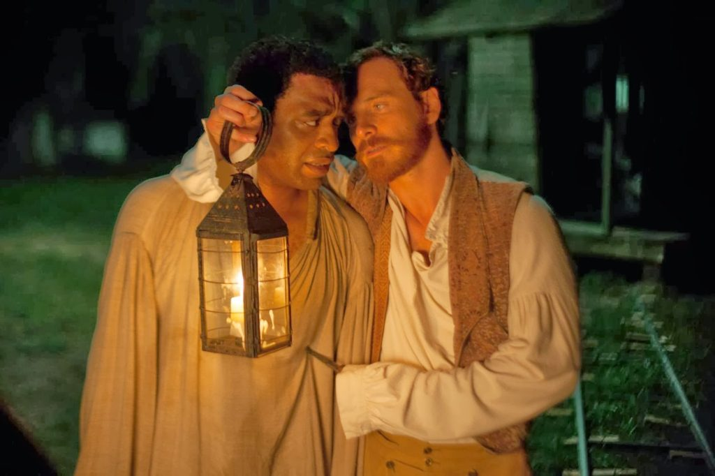 Solomon Northup ve Edwin Epps (Michael Fassbender)