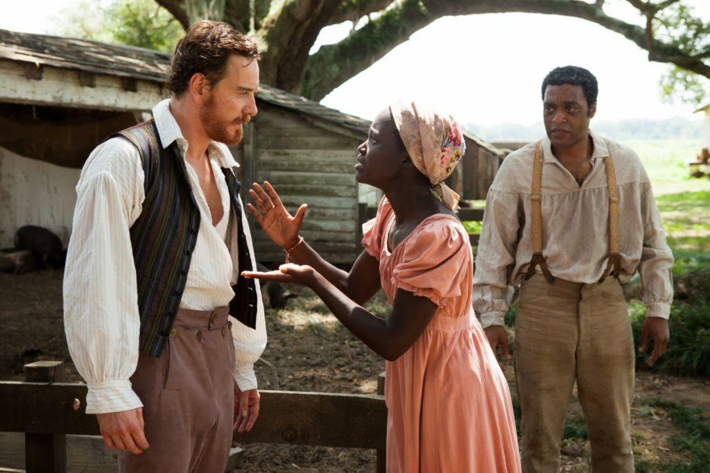 Edwin Epps, Patsey (Lupita Nyong'o) ve Solomon Northup