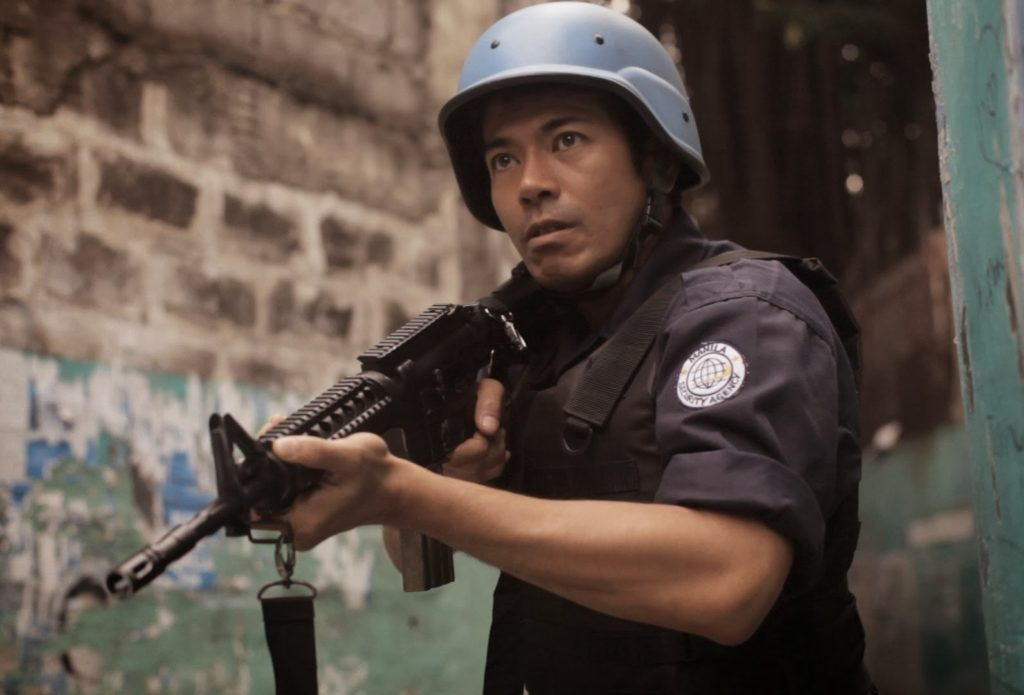 Oscar Ramirez (Jake Macapagal)