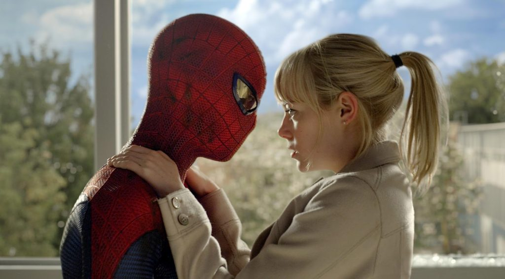 Spider-Man ve Gwen