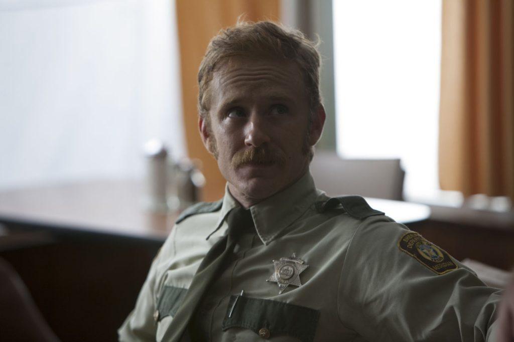 Patrick Wheeler (Ben Foster)