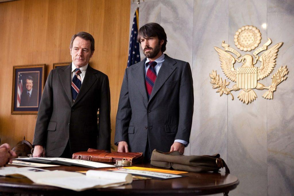 Bryan Cranston ve Ben Affleck