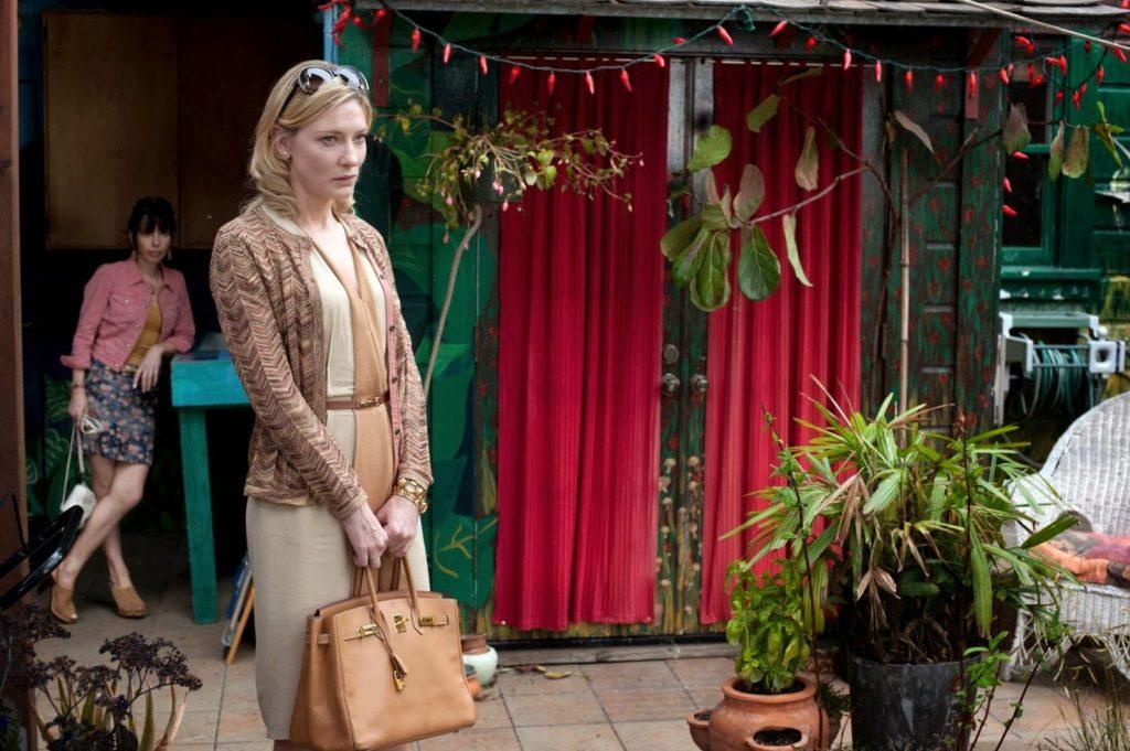 Ginger (Sally Hawkins) ve Jasmine (Cate Blanchett)