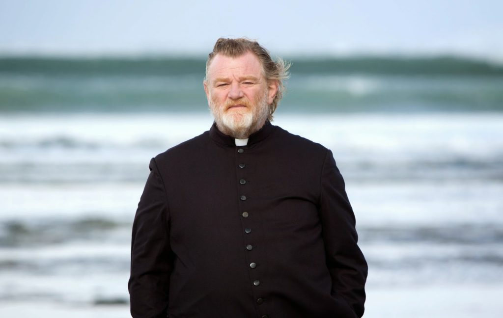 Peder James (Brendan Gleeson)