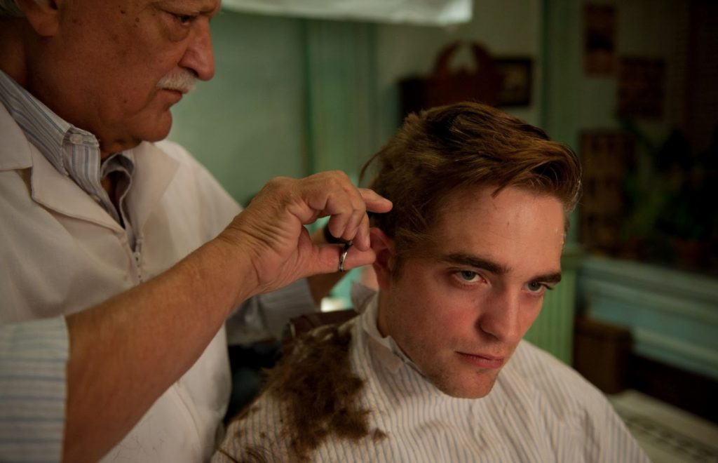 Eric Parker (Robert Pattinson)