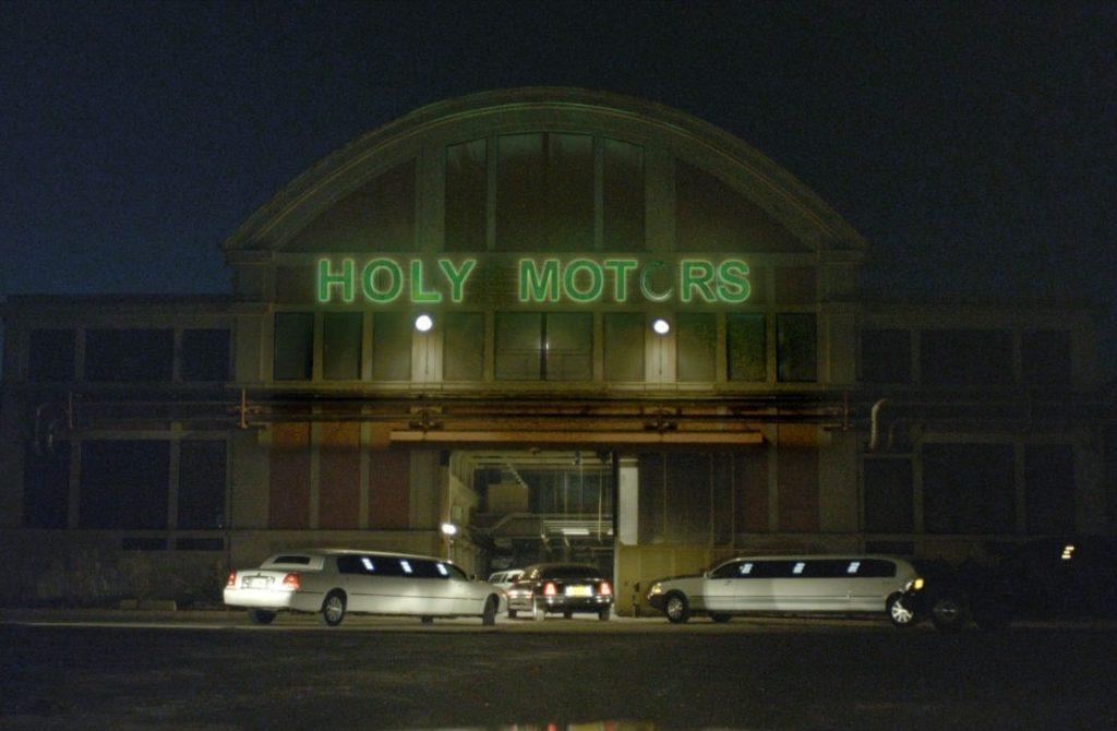 Kutsal Motorlar (Limuzinler)