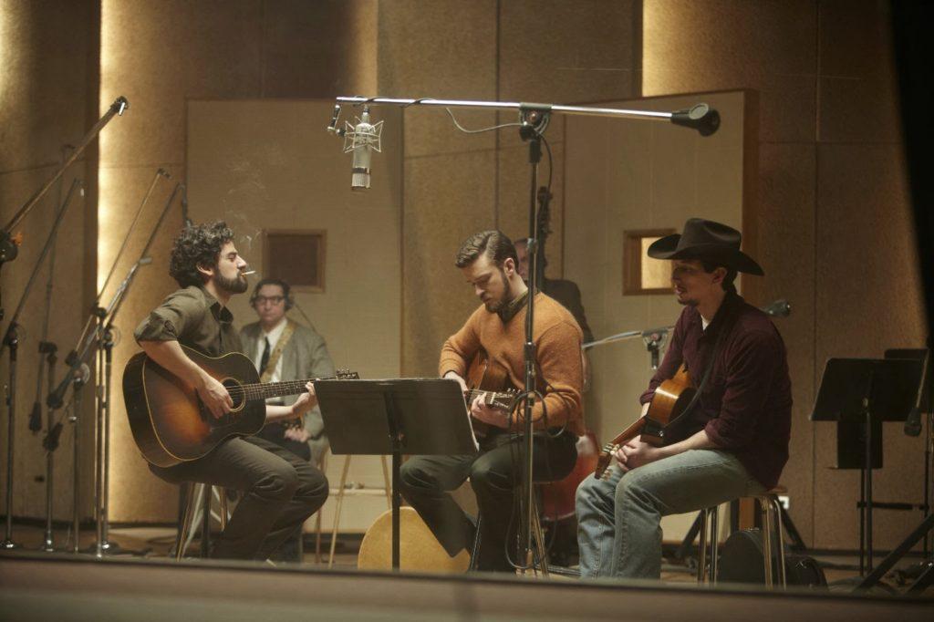 Llewyn Davis, Jim (Justin Timberlake) ve Al Cody (Adam Driver)