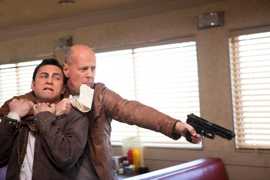 Joseph Gordon-Levitt, Bruce Willis