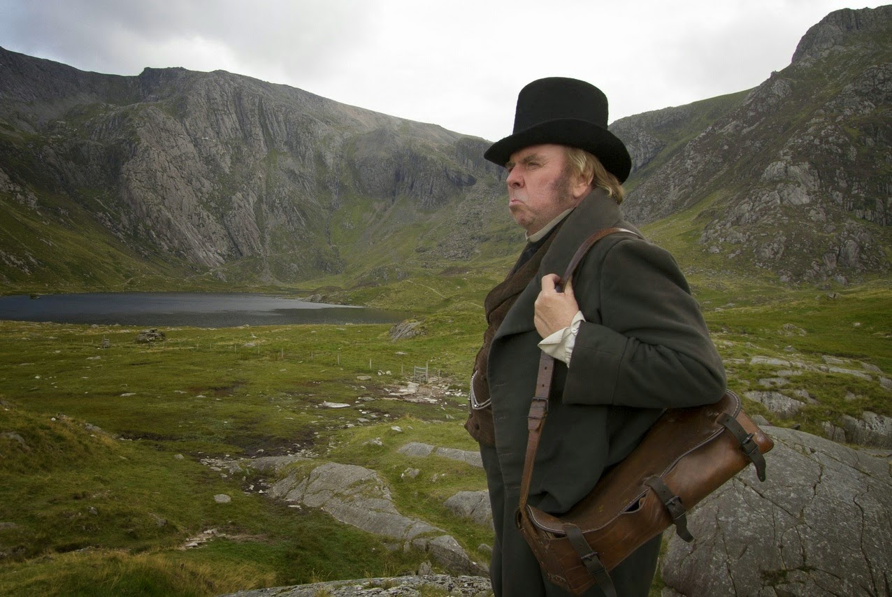 J.M.W. Turner (Timothy Spall)