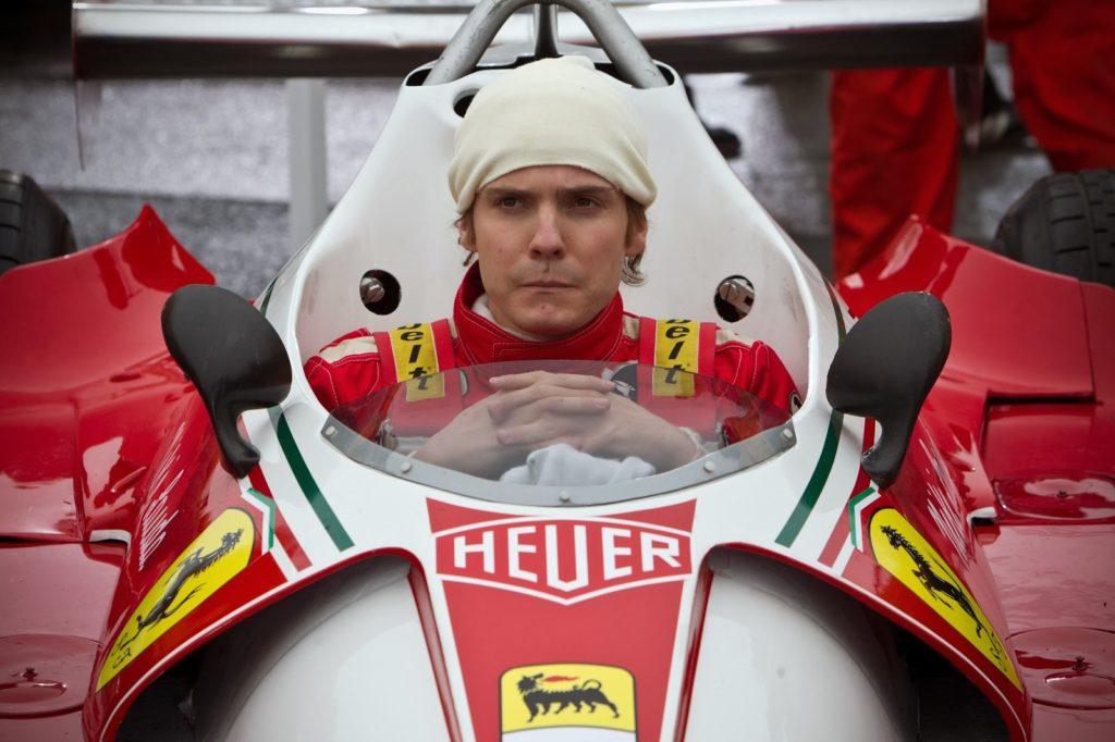 Niki Lauda (Daniel Brühl)