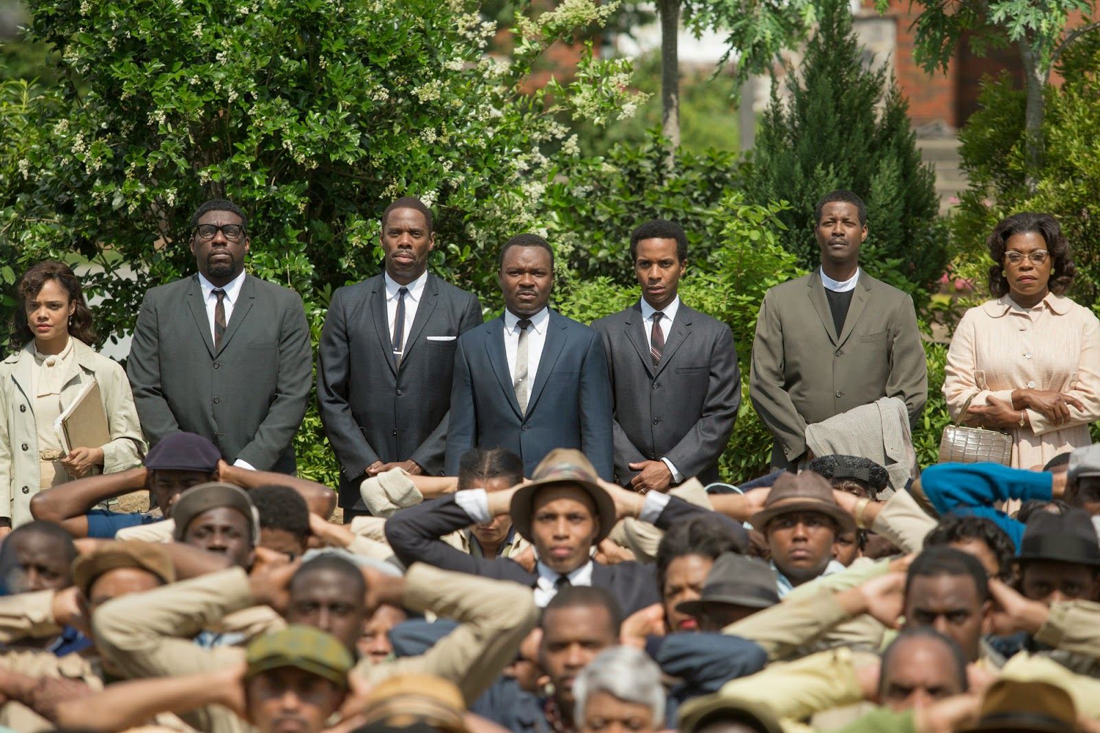 Martin Luther King Jr. (David Oyelowo)