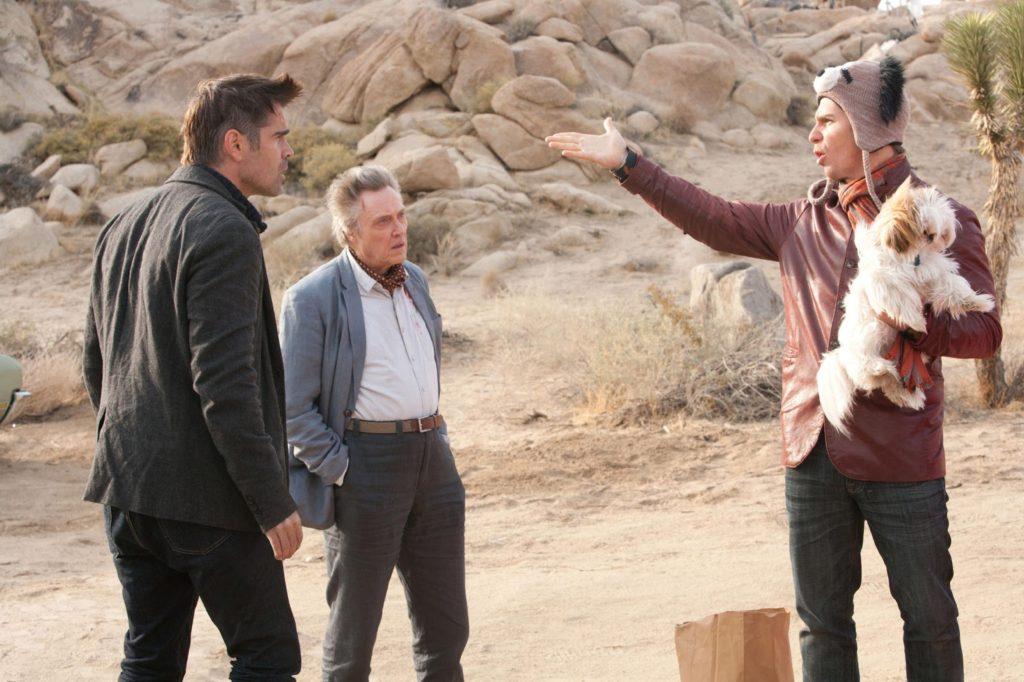 Marty (Colin Farrell), Hans (Christopher Walken) ve Billy (Sam Rockwell)