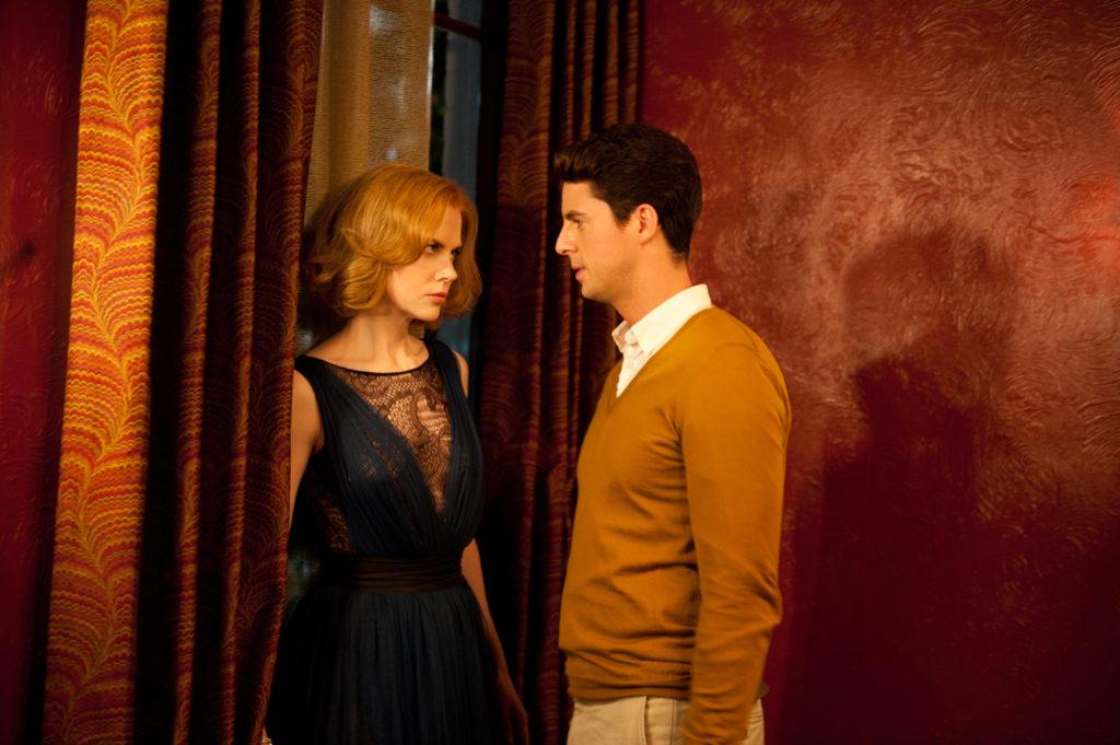 Evelyn Stoker (Nicole Kidman) ve Charlie Stoker (Matthew Goode)
