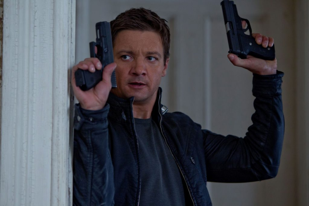 Aaron Cross (Jeremy Renner)