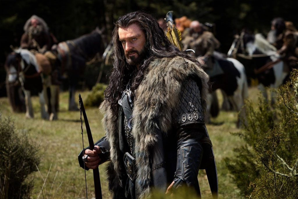 Thorin Oakenshield (Richard Armitage)