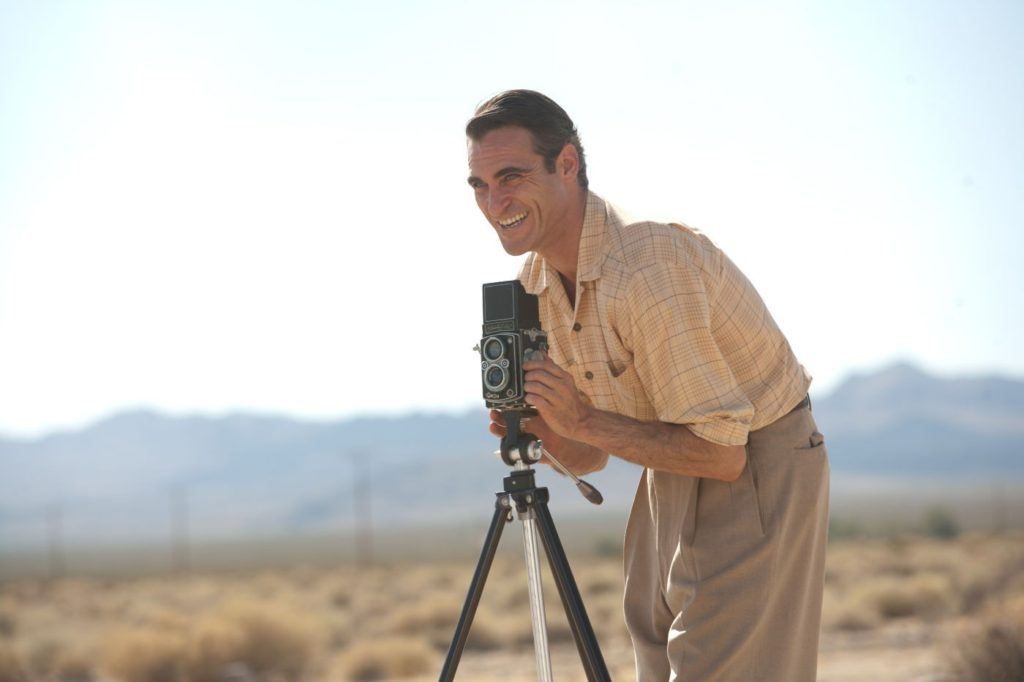Freddie Quell (Joaquin Phoenix)