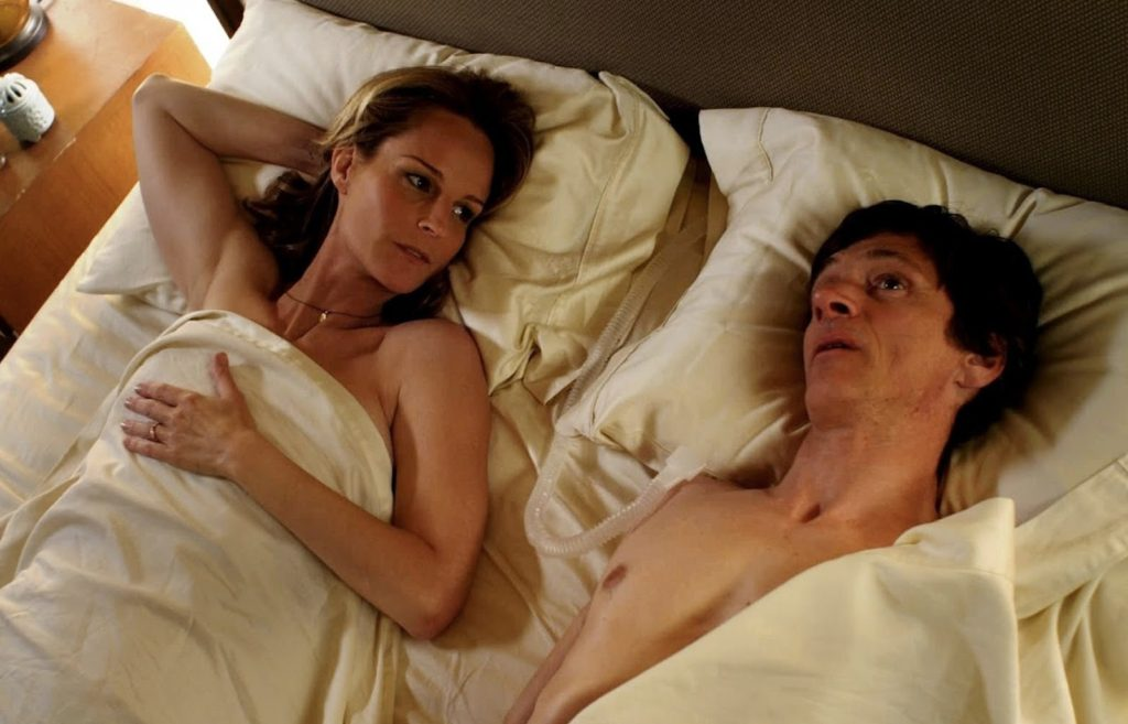 Cheryl (Helen Hunt) ve Mark O'Brien (John Hawkes)