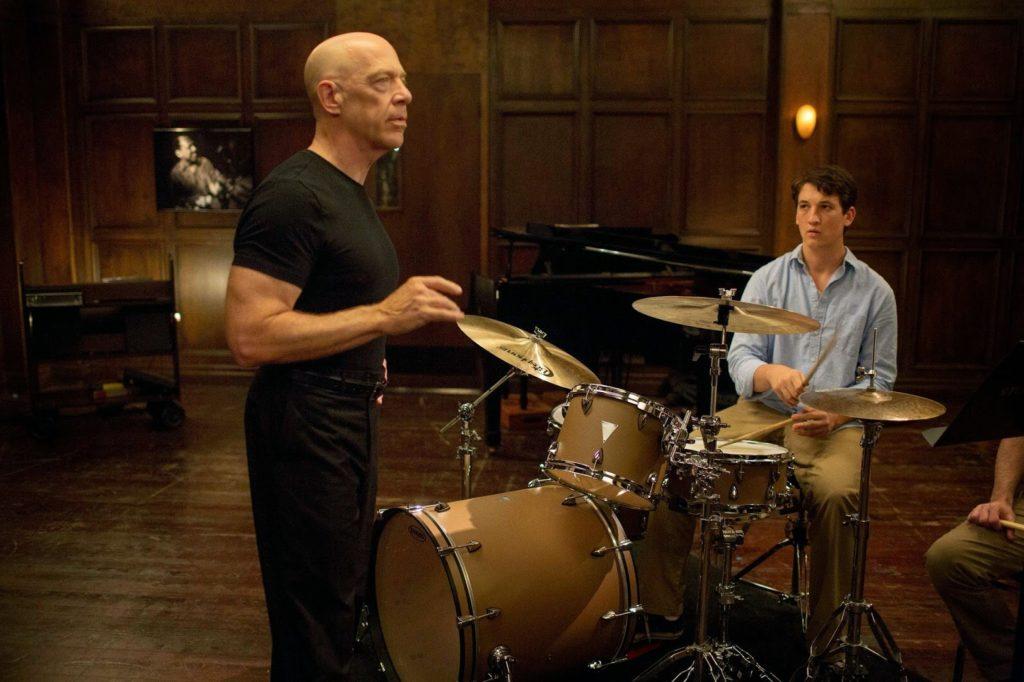 Fletcher (J.K. Simmons) ve Andrew (Miles Teller)