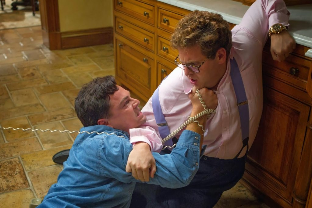 Jordan Belfort ve Donnie Azoff (Jonah Hill)