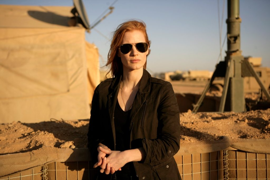 CIA Ajanı Maya (Jessica Chastain)